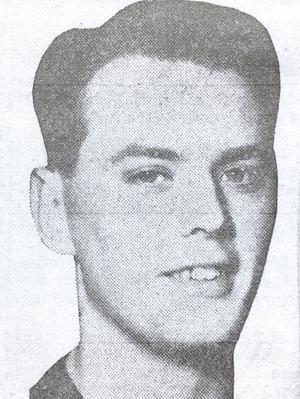 Bertil Lundberg, HF:s centerhalv.