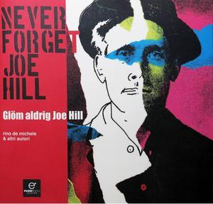 En av årets nya Joe Hill-böcker, en italiensk-svensk-engelsk antologi.