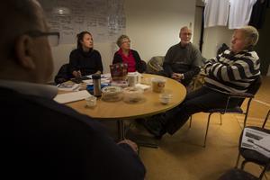 Byborna i Los och Kårböle upplever en stor enighet om vindkraften.