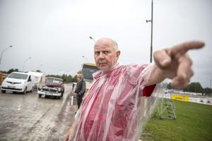 Roland Pettersson är ordförande för Classic Car Week.