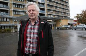 Nils-Gunnar Molin, ordförande i ideella föreningen Sollefteå Framtidens Akutsjukhus.