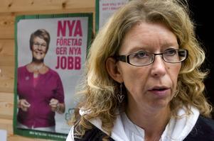 Lena Reyier-Ingman. Foto:Johan Larsson