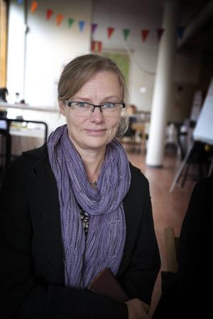 Karin Kvam, länskonstkonsulent på Länskulturen.