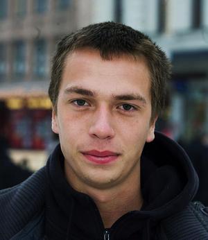 – Nej, faktiskt inte. Jag har nyligen varit i Australien och tänkte inte på det så mycket. Fast det är inte så mycket terrorism där.Robert Holmbom, 21 år, arbetslös, Sundsvall.