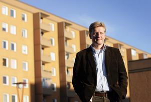 Vd:n för Telge Hovsjö har förstått att fastighetsskötsel bekämpar kriminalitet.