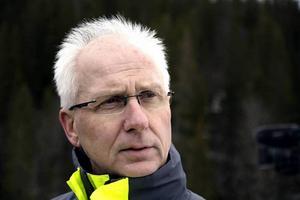 Mats Olofsson, Trafikverket.