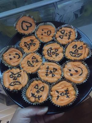 Pumpamuffins - populärt på jobbet och hos grannarna!