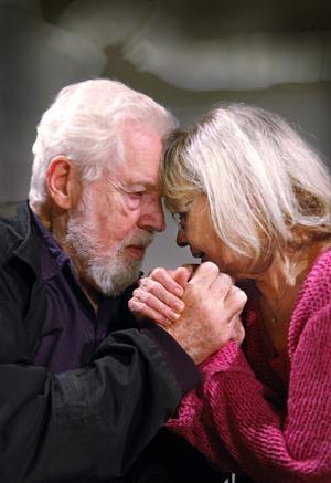 2005 spelade Erland Josephson och Lena Nyman