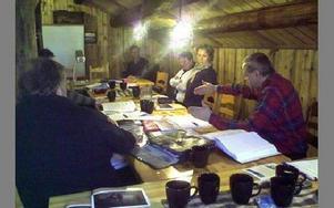 Förra veckan hölls Leader Södra Fjällens första beslutsmöte. Platsen var Rörbäcksnäs, Sälen.FOTO: NINA FJÄTVALL
