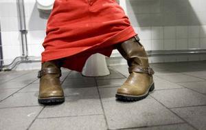 Alla ska visa mer hänsyn och hjälpas åt för att hålla stadens toaletter fräscha, tycker insändarskribenten.    Foto: Håkan Luthman
