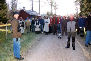 Christer Karlsson berättar om Siljansfors historia.