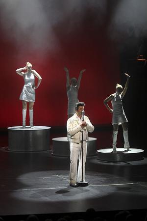 Toralf Nilssons lycka visste inga gränser efter lördagens föreställning. Han förlovade sig på fredagen och fick ta emot publikens jubel i New York på lördagen.