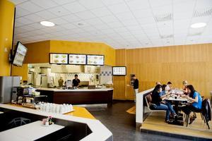 Spicy hot är ett snabbmatsställe med asiatisk inriktning i centrala Örebro.