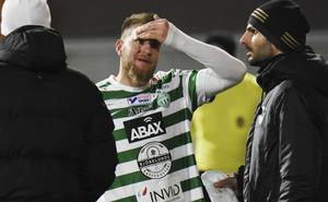 Rigest Hysko provspelade för VSK Fotboll mot Arameisk-Syrianska och Assyriska men belönades inte med något kontrakt.