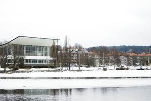 Kanaludden i Härnösand.
