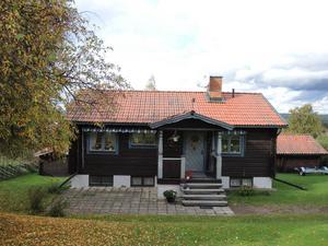 Timmervilla från 1965, Lerdal i Rättvik.