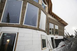 Zlatan Ibrahimovic lyxvilla är belägen intill Copperhill Mountain Lodge i Åre.