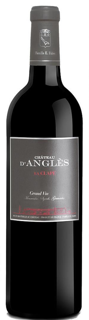 Châtea d'Anglès Grand Vin Rouge 2013.