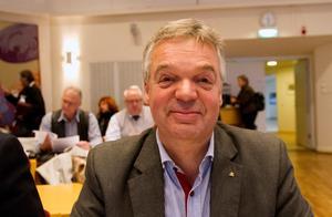 Jonas Holm (M), ordförande i lärandenämnden.