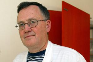 Jonas Wålinder, ordförande i Sundsvalls Schacksällskap.