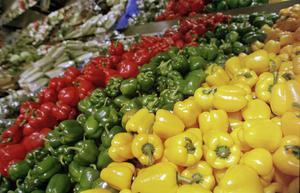 Ångermanlänningarna äter för lite frukt och grönt.