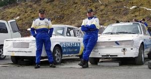 Pär Pålsson och Peter Karlsson åkte till Norge och provade lyckan. Det slutade med en seger och en sjätteplats.