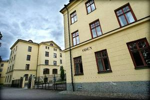 Högskolan i Gävle.