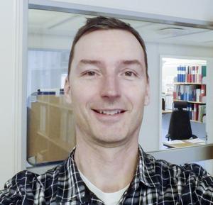 Stefan Tångring är projektledare, han tror att det i framtiden kommer att bli vanligare att leda om trafiken vid större vägprojekt.