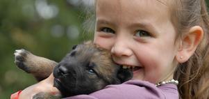 Vilka husdjur är bra för barn?