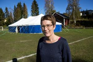 Sara Yngvesson är rektor vid Gottne byskola.