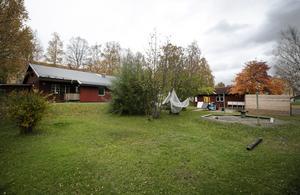 Ny förskola ska byggas i Mörsil, på bilden den befintliga förskolan.