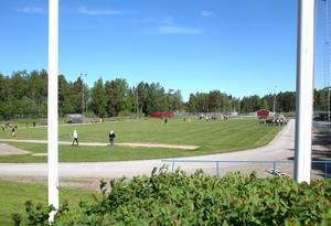 Ljungbackens IP i Järna.