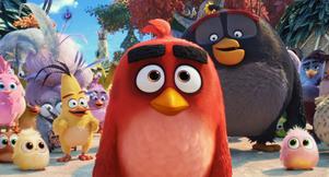 Red och de andra fåglarna på Fågelön får se sin tillvaro hotad från ett nytt håll i