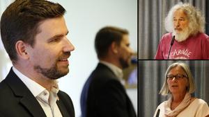 Kommunalrådet Evenssons idé om pausade råd väckte ilska – nu har László Gönczi och Marie-Louise Hellström fått ordförandeposterna och råden gör omstart.