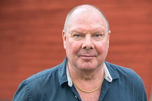 Staffan Andersson från Helsingborg är tillträdande vd för stiftelsen Uppstart Kaxås