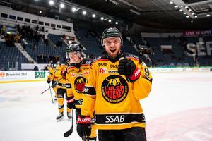 Robin Kovacs har gjort 80 poäng på 136 SHL-matcher, och varit en ledande spelare i Luleå. Nu blir han örebroare, lagom till slutspurten av säsongen. Bild: Jesper Zerman/Bildbyrån