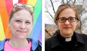 Vi värnar varandras värderingar, skriver Bollnäs Prides ordförande och Bollnäs pastorats kyrkoherde i en gemensam insändare.