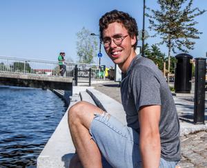 """""""Jag minns SM i Gävle, då tävlade jag som p19. Där vann jag mitt första guld på 21,24""""."""
