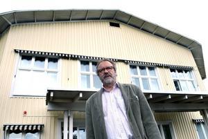 Socialnämndens ordförande Per-Arne Frisk (S).