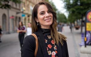 Paola Baldevi, 37, fjärrmätare, Haga: