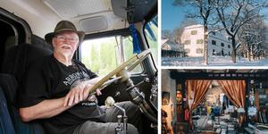 Fagerstabon Anders Törnblom säljer sitt 1700-talshus som han själv köpte för tio år sedan en kvart efter att Till Salu-skylten sattes upp.
