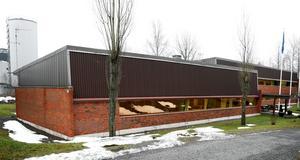 Här låg filialen till Handelshögskolan som senare las ned.