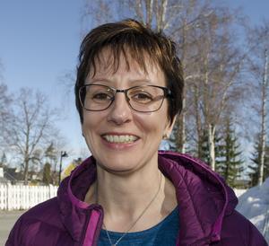 Birgitta Nordström är mitt uppe i ett karriärbyte. Just nu studerar hon beteendevetenskap på Mittuniversitetet.