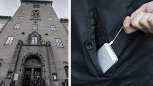 En kvinna från Södertälje måste avtjäna sex månaders fängelsestraff enligt en dom från Stockholms tingsrätt, efter att hon stulit en mobiltelefon. Foton: Magnus Hjalmarson Neideman/ Henrik Montgomery / TT