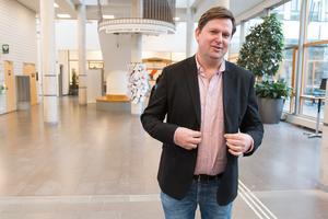 Joakim Johansson menar att NT:s 50 mäktigaste-lista är intressant och relevant.