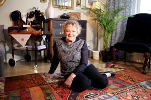 Västeråsaren Gunmari Palmquist har flyttat över 45 gånger i sitt liv.