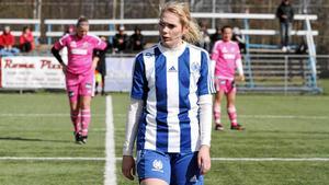 Alexandra Simonsson, Avesta AIK.  Foto: Sofia Fors/Arkiv