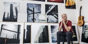 Pelle Ossler foto av Johan Bergmark