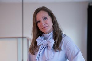 Monica Thorsell (SD), undersköterska, Södertälje, 55 år (NY).
