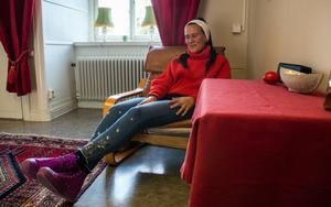 """""""Hjärnan är bra att ha, men den bör inte vara chef"""" säger Ulrika Vargtand."""